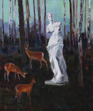 Marcelina Siwiec, Wenus w lesie, 2019