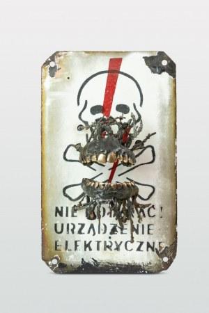 Tomasz Górnicki (ur. 1986 Warszawa), Nie dotykać urządzenie elektryczne