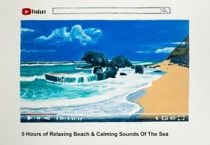 Maciej Majewski (ur. 1963), 5 Hours of Relaxing Beach & Calming Sounds Of the Sea