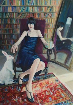 Katarzyna Orońska, White Rabbit