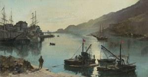 Alchimowicz Hiacynt, PORT W SŁOŃCU, 1894