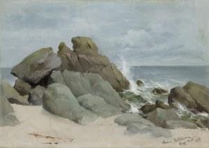 Bilińska - Bohdanowiczowa Anna, PEJZAŻ Z BEG-MEIL, 1891