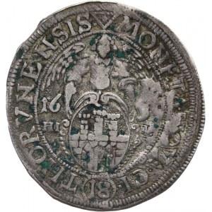 Polska, Jan II Kazimierz Waza 1649-1668, ort 1655, Toruń