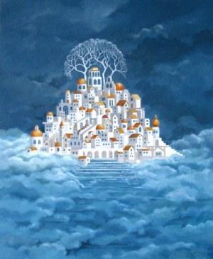 Alicja Kogut, W chmurach