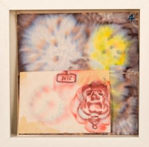 Wojciech BĄKOWSKI ur. 1979, To jest masowanie sobie oczu, 2009