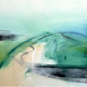 Agata KOSMALA (ur. 1973), #O10, z cyklu: Lapidarium, 2017