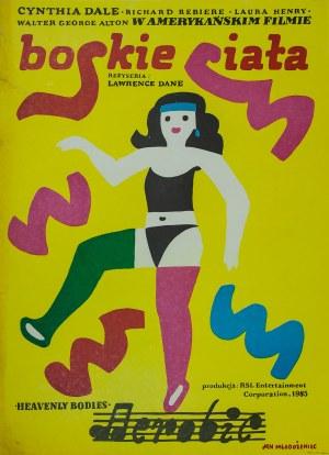 Jan MŁODOŻENIEC (1929-2000) - projektant, Boskie ciała, 1981
