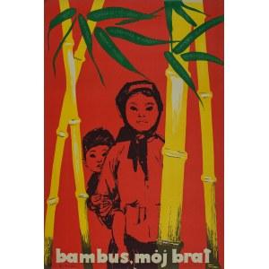 Aleksander KOBZDEJ (1920-1972) - projektant, Bambus. Mój brat, 1956