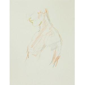Oskar KOKOSCHKA (1886 – 1980) – według, Fragment rzeźby Walka bogów z gigantami