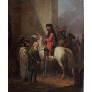 Józef Brodowski (1772-1853), Jeńcy (1852)