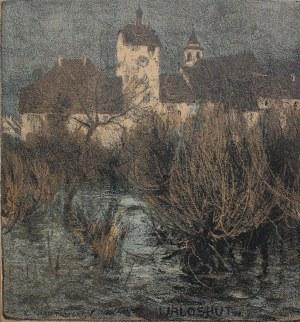 Erich Nikutowski (1872-1921), Altwied, Waldshut