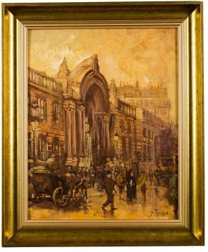 Józef Popczyk (1890-1971), Le Palais de l Élysée