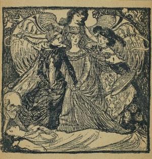 Józef Mehoffer (1869 Ropczyce - 1946 Wadowice), Vita somnium breve. Życie snem krótkim, 1902 r.