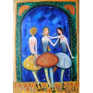 Berenika Korecka Sowińska, Baletnice orientalne