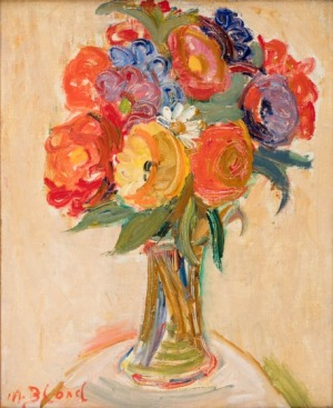 Maurice Blond, Kwiaty wwazonie