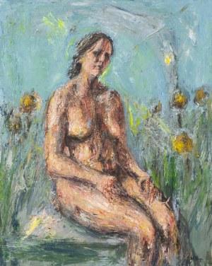 Monika Noga, Act with landscape, 2019