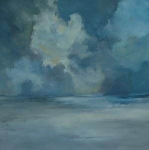 Joanna Dyląg-Faliszek, Chmury IV, 2014