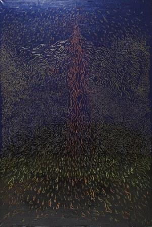 Andrzej FOGTT (ur. 1950), Energetyczny ptak, 1991