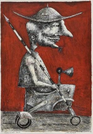 Piotr KAMIENIARZ (ur. 1964), Don Kichote, 2019