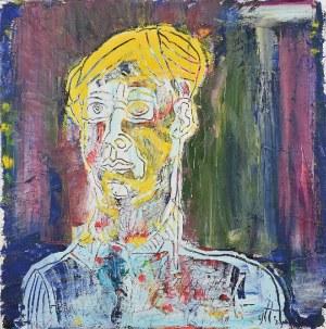 ANDRZEJ FOGTT (UR. 1950), Autoportret, 2006