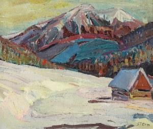 Jonasz STERN (1904-1988), Pejzaż górski