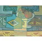 Jerzy SKARŻYŃSKI (1924-2004) - przypisywany, Martwa natura, 1934