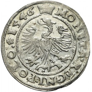 Zygmunt I Stary, Grosz 1546, Kraków