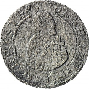 RR-, Stefan Batory, SZELĄG oblężniczy 1577, Goebel, Gdańsk, R3