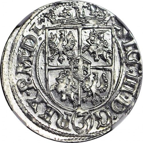 R-, Zygmunt III Waza, Półtorak 1620 Ryga