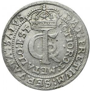 Jan Kazimierz, Tymf 1664, Kraków, ładny