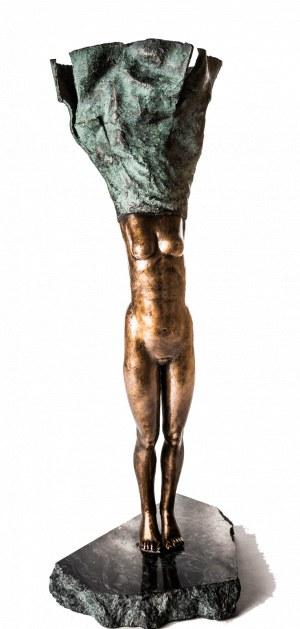 Artur Bart, Kobieta zdejmująca halkę