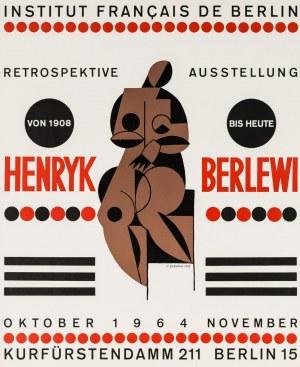Henryk Berlewi, Henryk Berlewi, wystawa retrospektywna, 1964