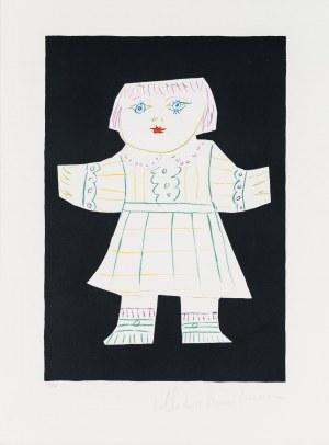 Pablo Picasso, Poupee decouper