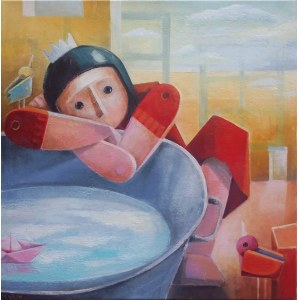 Mirella Stern, Nad brzegiem własnego nieba, 2016