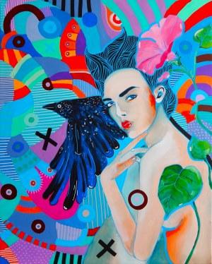 Marcin Painta, Ona i Kruk, 2018