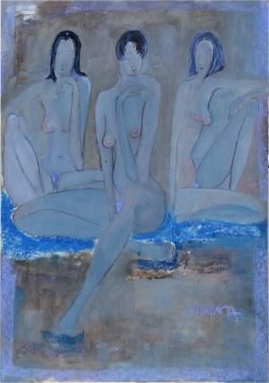 Joanna Sarapata, Trzy kobiety, 2016