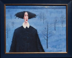 Waldemar Marszałek, Wiśnowy sad, Zima, 1999