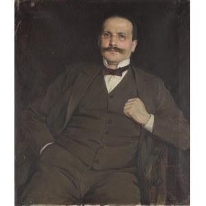 Aleksander Augustynowicz, PORTRET MĘŻCZYZNY