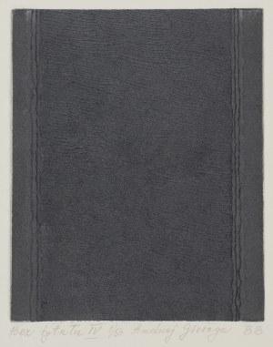 Andrzej Gieraga, BEZ TYTUŁU IV, 1/50, '88