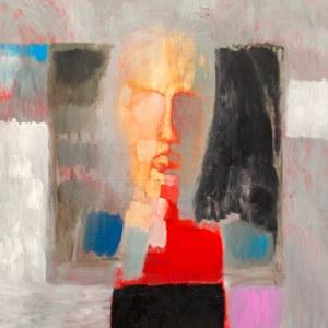 Mateusz BUDZYŃSKI ur. 1974, Głowy V, Portret Generała, 2014