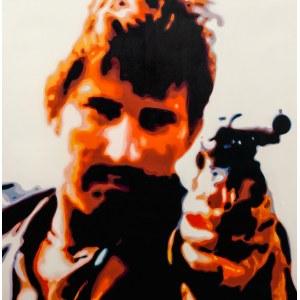 Andrzej ROSZCZAK ur. 1975, Man with revolver, 2009