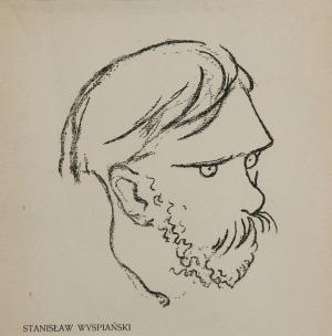Kazimierz SICHULSKI (1879-1942), Stanisław Wyspiański