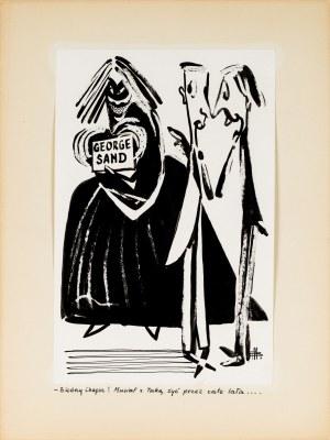 Marian Bogusz George Sand