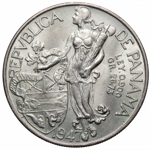 Panama, Balboa 1947