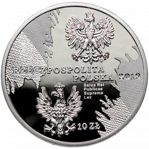 III RP, 10 złotych 2019 Sejm Ustawodawczy 1919-1922