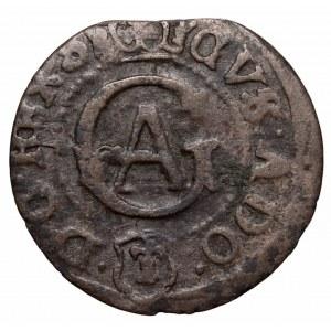 Szwedzka okupacja Elbląga, Gustaw Adolf, Szeląg 1632, Elbląg