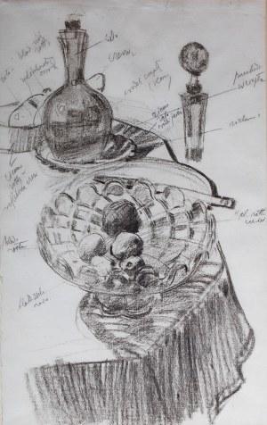Józef Mehoffer (1869 Ropczyce - 1946 Wadowice), Martwa natura