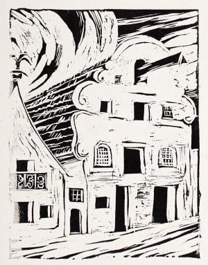 Stefan Szmaj (1893 Książenice-1970 Gdańsk), Gryfia – zestaw 3 grafik