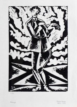 Stefan Szmaj (1893 Książenice-1970 Gdańsk), Artur Swiniarski tańczący