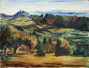 Alfred Terlecki (1883-1973), Czorsztyn, 1931
